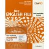 Clive Oxenden, Christina Latham-Koenig, Jane Hudson New English File Upper-Int WB Wok  +Multirom Pack