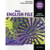 Clive Oxenden, Christina Latham-Koenig NEW ENGLISH FILE BEGINNER SB (A1)