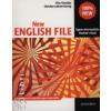 Clive Oxenden, Christina Latham-Koenig New English File Upper-Int SB