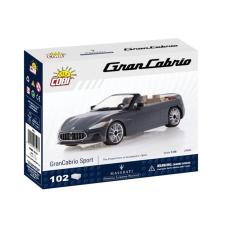 Cobi 24562 - Maserati Gran Cabrio 1:35 autópálya és játékautó