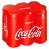 Coca-Cola colaízű szénsavas üdítőital 6 x 330 ml