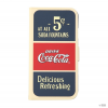 Coca cola Unisex férfi női tok CCBLTGLXYS4S1303