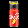 Coca-Cola Zero Lemon cukormentes szénsavas üdítőizal 0,33 l dobozos