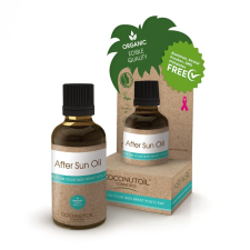 Coconutoil Cosmetics Organikus napozás utáni olaj 50 ml naptej, napolaj