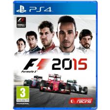 Codemasters F1 2015 PS4 videójáték
