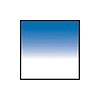 Cokin P123S Kék átmenetes lapszűrő
