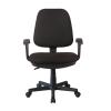 COLBY irodai szék FEKETE
