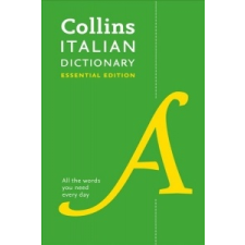 Collins Italian Essential Dictionary – Collins Dictionaries idegen nyelvű könyv