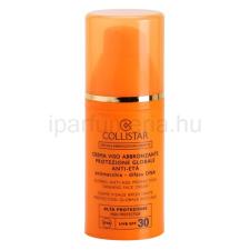 Collistar Sun Protection napozó krém a bőr öregedése ellen SPF30 naptej, napolaj