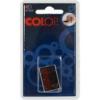 """COLOP Bélyegző cserepárna, 2 db/bliszter, COLOP \""""E/10/2\"""", piros-kék [2 db]"""