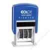 COLOP Dátumbélyegző, COLOP S 160/L, Fizetve (IC1051658)
