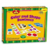 Color and Shape Dominoes