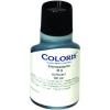 COLORIS Bélyegzőfesték, 50 ml, ipari, univerzális, COLORIS  R9 , fekete