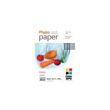 ColorWay Prémium Fotópapír Matt, 190 g/m, 10x15, 50 lap fotópapír