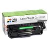 ColorWay Utángyártott toner fekete HP CF283X 2200 oldal (CW-H283EUX)