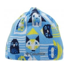 Columbia Toddler Youth Urbanization Mix Beanie Violet Haze Critters L-XL