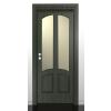 COMET 2/D, borovi fenyő beltéri ajtó 75x210 cm