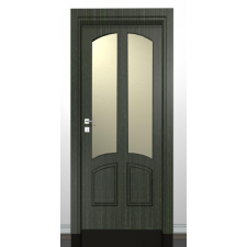 COMET 2/D, borovi fenyő beltéri ajtó 75x210 cm építőanyag