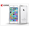 Comma Apple iPhone 6/6S hátlap Swarovski kristály díszitéssel - Comma Crystal Bling - silver