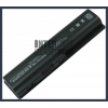 Compaq Presario CQ40 4400 mAh 6 cella fekete notebook/laptop akku/akkumulátor utángyártott