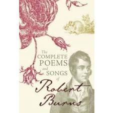 Complete Poems and Songs of Robert Burns – Robert Burns idegen nyelvű könyv