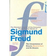 Complete Psychological Works Of Sigmund Freud, The Vol 5 – Sigmund Freud idegen nyelvű könyv