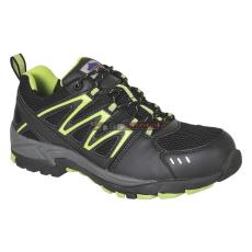 Compositelite™ FC67 Vistula védőcipő, S1P HRO (fekete/lime)