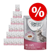 Concept for Life 24x85g - All Cats 10+ aszpikban