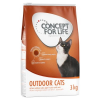 Concept for Life Outdoor Cats - 3 x 3 kg