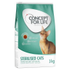 Concept for Life Sterilised Cats - 400 g