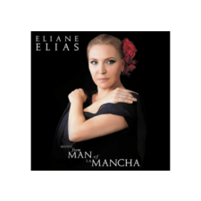 Concord Eliane Elias - Music from Man of La Mancha (Cd) jazz