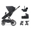 Concord Mobility Set Camino Air.Safe + Scout Cosmic Fekete Concord 2017