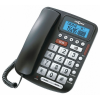 ConCorde 5030 Black Senior Phone (fekete)
