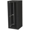 CONTEG RI7-42-80/80-H 42U 19' álló rack szekrény fekete