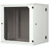 CONTEG RUD-12-60/50 12U 19' fali rack szekrény szürke