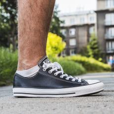 Converse Sneaker converse chuck taylor all star bőr férfi cipő 132174c
