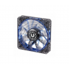 Cooler BITFENIX Spectre PRO LED Blue 120mm (fekete
