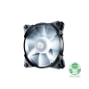 Cooler Master JetFlo 120 120x120x25mm 2000RPM fehér LED-es ház ventilátor (R4-JFDP-20PW-R1)