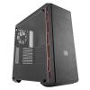 Cooler Master MasterBox MB600L ODD fekete/piros számítógépház