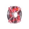 Cooler Master R4-LUS-07AR-GP Case Fan 20cm Piros LED rendszerhűtő (R4-LUS-07AR-GP)