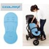 Coolmax Coolmax Cool Babakocsi Hűsítőmatrac - világoskék 1 db