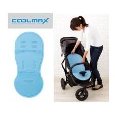 Coolmax Coolmax Cool Babakocsi Hűsítőmatrac - világoskék 1 db babakocsi
