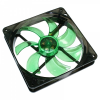 Cooltek Silent Fan 140 Green LED