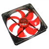 Cooltek Silent Fan 140 Red LED