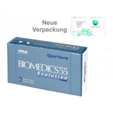 Coopervision Biomedics 55 Evolution 6 db kontaktlencse