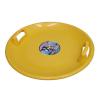 CorbySport Superstar müanyag tányér sárga