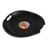 CorbySport Tornádo szánkó tányér fekete