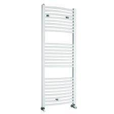 Cordivari Lisa 22 fürdőszobai radiátor 500x1400 íves törölközőszárító fűtőtest, radiátor