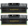Corsair 16 GB DDR3 1600 MHz-es CL9 KIT Fekete Vengeance