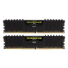 Corsair 16GB (2x8GB) Vengeance LPX Black 3200MHz DDR4 CL16 1.35V Dual-channel memória